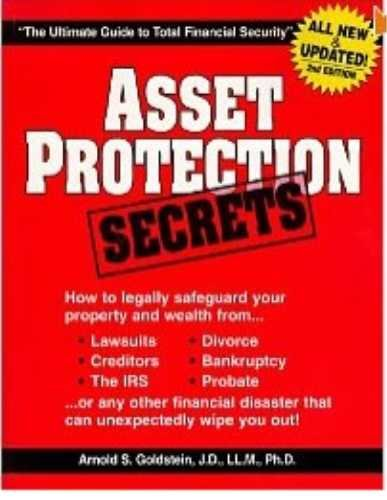 Asset Protection Secrets; Book on Asset Protection and Asset Management