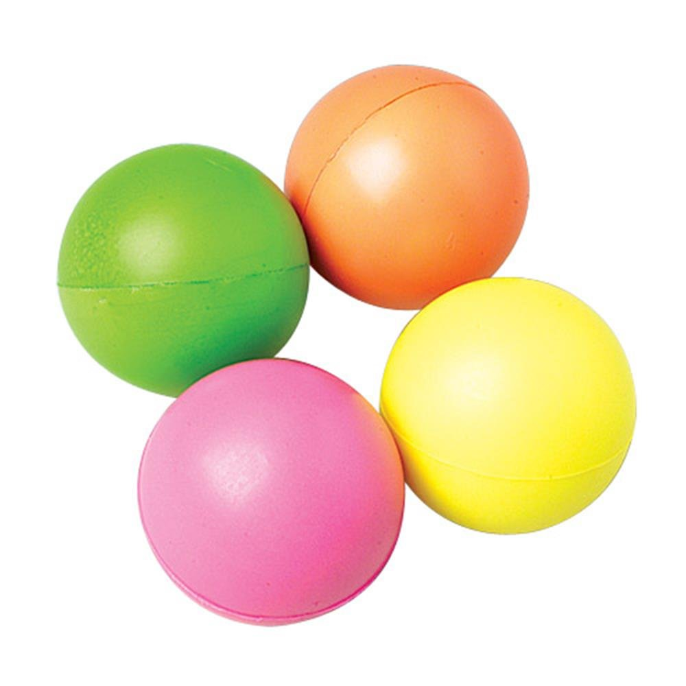 US Toy Neon Stress Balls 12 Pack