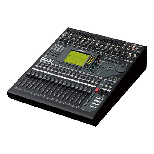 - Yamaha 01V96I 16-Channel Mixer; Black