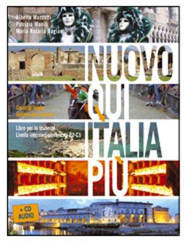 Nuovo Qui Italia più. Corso di lingua italiana per stranieri. Con CD Audio ebook