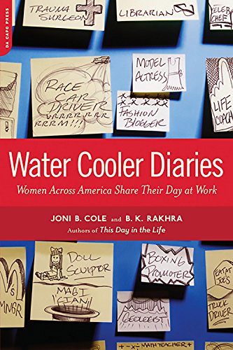 Water Cooler Diaries: Women across America Share Their Day at Work