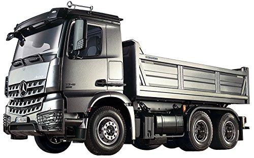 タミヤ 1/14 電動RCビッグトラックシリーズ No.57 メルセデスベンツ アロクス 3348 6×4 ダンプトラック 56357 B079L7J866