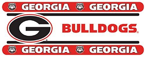 NCAA Georgia Bulldogs Wall Border