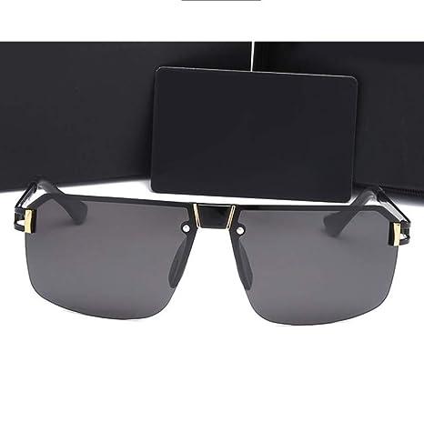 SUNHAO Hombre Gafas De Sol Gafas de Sol polarizadas Gafas de ...