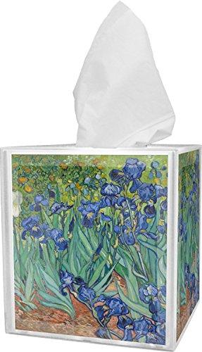 (RNK Shops Irises (Van Gogh) Tissue Box Cover)