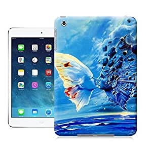Unique Phone Case butterfly kiss water Hard Cover for ipad mini cases-buythecase