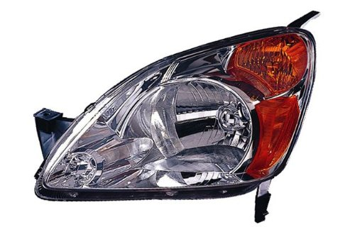 Honda CRV Replacement Headlight Unit - 1-Pair