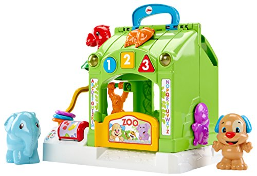 Fisher-Price Laugh & Learn Smart Stages Activity Zoo