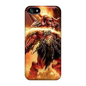 New Diy Design Demonico For Iphone 5/5s Cases Comfortable For Lovers And Friends For Christmas Gifts