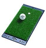 "Golf FT Launch Zone Hitting Mat,8"" x 16"" - 1"