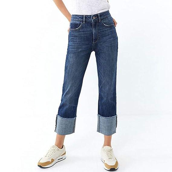 Amazon.com: Tianmi Pantalones para mujer, pantalones ...