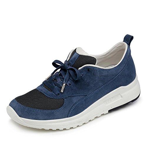 Legero - Zapatos de cordones de Piel para mujer turquesa