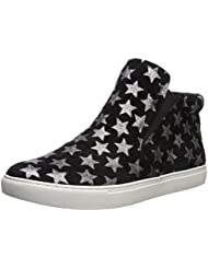 Kenneth Cole New York Womens Kalvin Mid-Top Pull Techni-Cole 37.5 Lining Sneaker