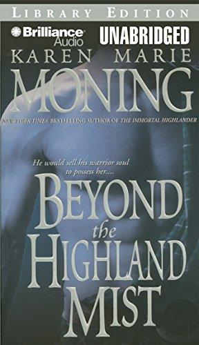 Beyond the Highland Mist (Highlander Series) by Brilliance Audio