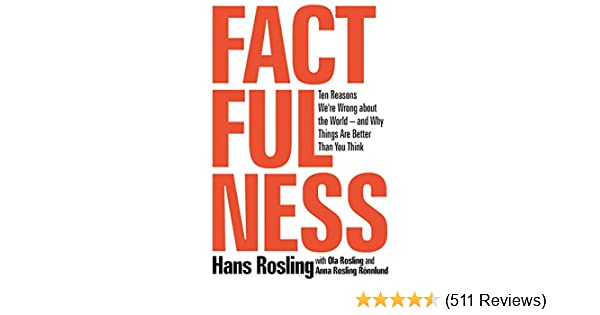 Factfulness ten reasons were wrong about the world and why things factfulness ten reasons were wrong about the world and why things are better than you think kindle edition by hans rosling anna rosling rnnlund fandeluxe Gallery