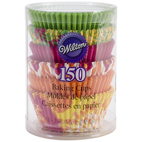 Wilton Floral Baking Standard 150 Count product image