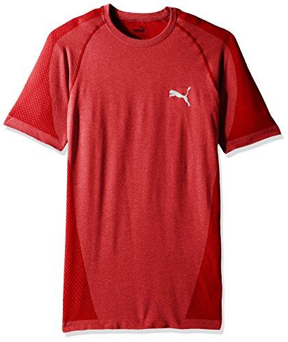 puma-mens-evoknit-better-t-shirt-high-risk-red-heather-medium