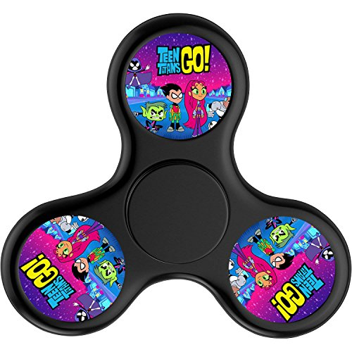 Teen Titans Go Cool Fidget Hand Spinner Toy Relieve Stress And Anxiety (Robin Custome)
