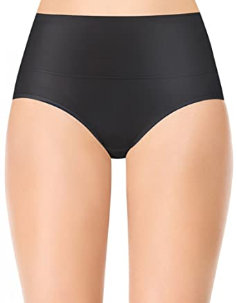 Spanx Assets Red Hot Label Cheeky Control Tummy Tamer Brief