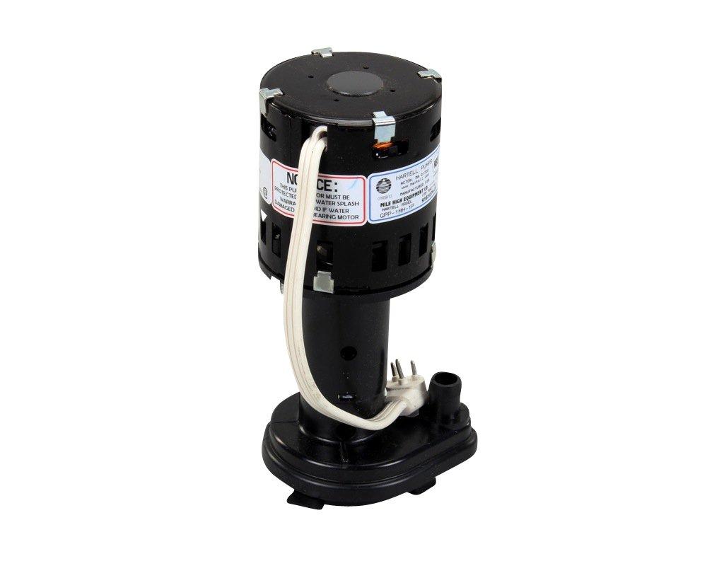 Ice O Matic 9161076-01 Water Pump 1550 Rotations Per Minute 115 Volt Prtst