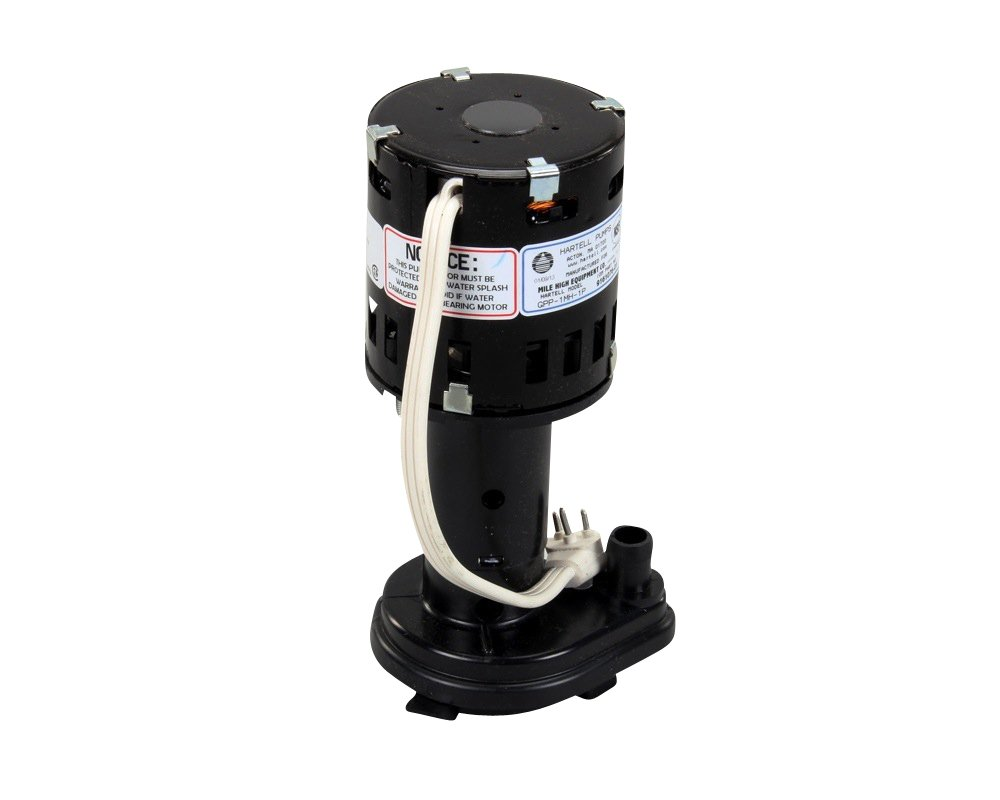Ice O Matic 9161076-01 Water Pump 1550 Rotations Per Minute 115 Volt by Ice-O-Matic