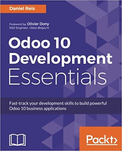 Book Odoo 10 Development Essentials