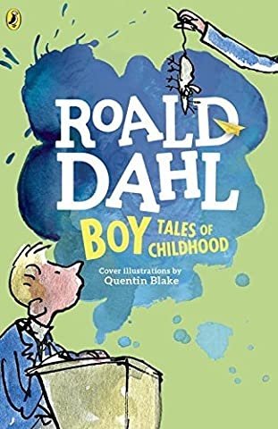 Boy: Tales of Childhood (Boys Action Books)