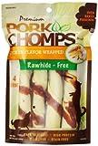 Premium Pork Chomps Twistz Chicken, Large 4Ct Review