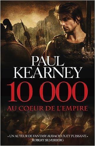 LES MACHT (Tome 1) 10 000 AU CŒUR DE L'EMPIRE De Paul Kearney 51gSubCZD-L._SX321_BO1,204,203,200_