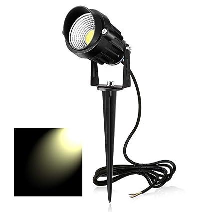Amazon.com: INLAR Lámpara de jardín con pinchos, IP66 ...