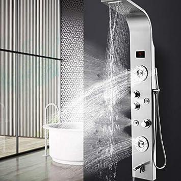 The Smart Thermostat shower suite duchas grifería baño ducha de ...