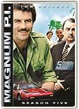 Magnum P.I.: Season Five [DVD]