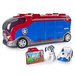 Paw Patrol Mission Paw - Mission Cruiser - Robo Dog & Vehicle