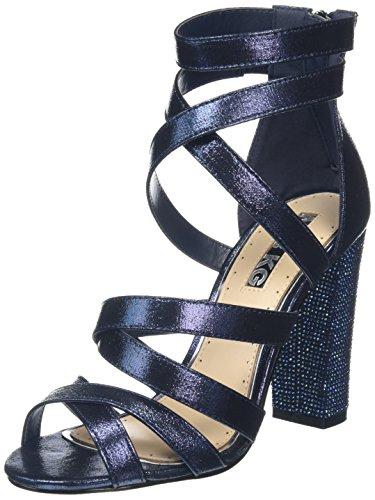 Blue Blue Dark Escarpins Bleu Miss Femme Flick KG BYYXg0