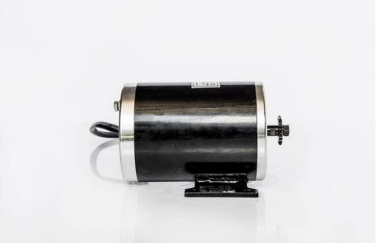 New MY1020 750W 36V//48V High Speed Brush DC Motor
