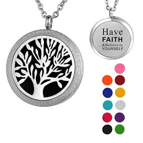 Stainless Symbol Of Faith Necklace - 5