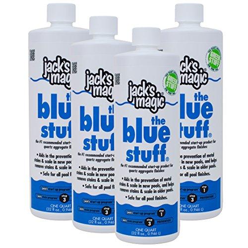 Jack's Magic The Blue Stuff (1 qt) (4 Pack)