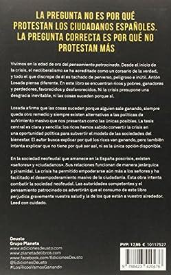 Los ricos vamos ganando: Señores contra ciudadanos en la España neofeudal Sin colección: Amazon.es: Losada, Antón: Libros
