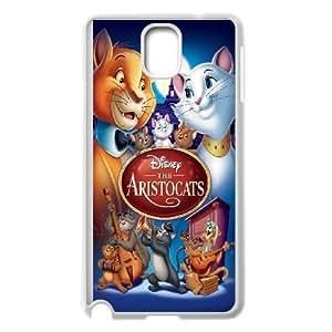 Disney Cartoon The Aristocats for Samsung Galaxy Note 3 Phone Case 8SS459096