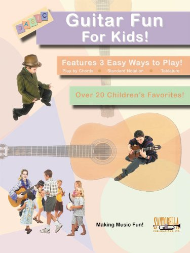 Read Online Basic Guitar Fun For Kids PDF Text fb2 book