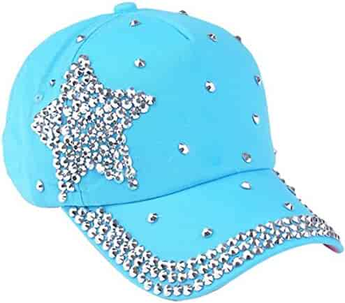 b5156eae52d GOTD Kids Hat Baseball Caps Caps Snapback Girls Boys Toddlers Summer Sun  Hats