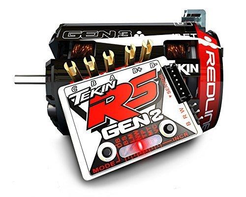 Tekin, Inc RS Gen2 ESC, 10.5T Gen3 Sensored Brushless Motor System