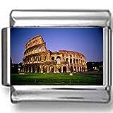 Roman Colosseum Photo Italian Charm