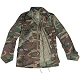 Mil-Tec Classic US M65 Jacket Woodland size M