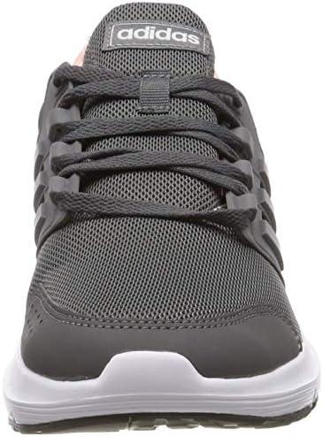 Tubería Sedante jugar  Adidas Women's Galaxy 4 Fitness Shoes, Multicolour (Grey/Ftw Bla 000), 8.5  UK: Amazon.co.uk: Shoes & Bags