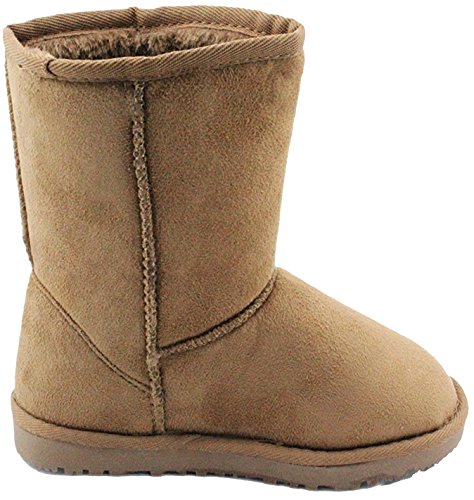 Image of Hat and Beyond Winter Boots (3 M US Little Kid, 08-Khi)