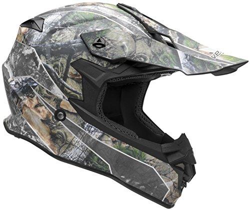 Vega Helmets VF1 Lightweight Dirt Bike Helmet – Off-Road ...