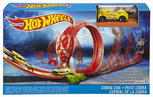 Hot Wheels Cobra Coil Trackset