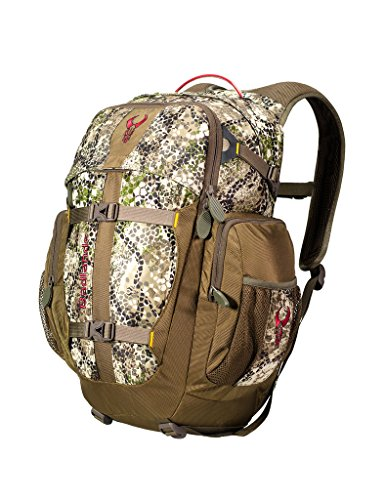 Badlands Pursuit Camouflage Hunting Day Pack - Bow and Rifle Compatible, Approach