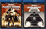 Death Proof / Planet Terror (Extended And Unrated) - Grindhouse Presents (Blu-ray) (2 Pack)
